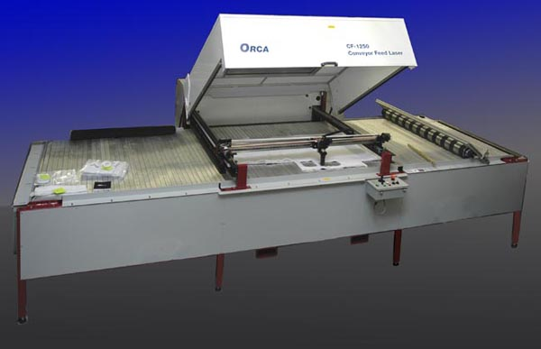 Laser Cutting System Head